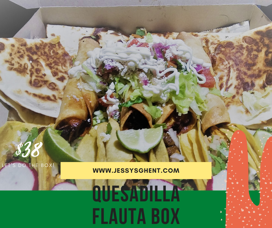 Quesadilla BOx